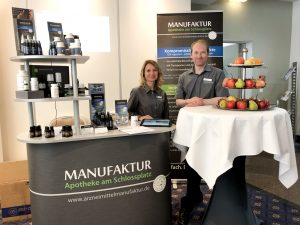 Messestand Manufaktur AGMID 2018